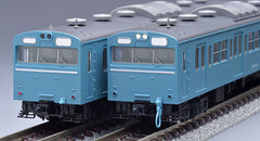 TOMIX 92585 - JNR Commuter Train Series 103 (high control stand / ATC / sky blue / 4 car basic set)