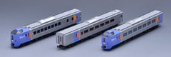 "TOMIX 92595 - Limited Express Diesel Train Series 261-1000 ""SUPER TOKACHI"" (3 car basic set)"