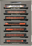 "TOMIX 92877 - JR Coaches Series 12 ""Ban-etsu Monogatari"" (Stoat illustrated observation car - 7 car set)"