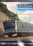 TOMIX 97909 - Series E233-1000 Keihin Tohoku Line (unit 131 / 10 car set)