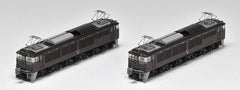 TOMIX 98005 - Electric Locomotive Type EF63 (first edition / brown)