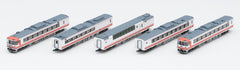 "TOMIX 98207 - Limited Express Series KIHA183-500 ""OZORA"" (5 car set)"