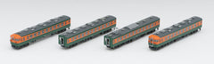 TOMIX 98221 - Series 167 (air-conditioned / Shonan color / 4 car basic set)
