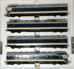 TOMIX HO-018 - (HO Scale) JNR Limited Express Train Series 583 (KUHANE581 / 4 car basic set)