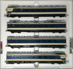 TOMIX HO-019 - (HO Scale) JNR Limited Express Train Series 583 (KUHANE583 / 4 car basic set)