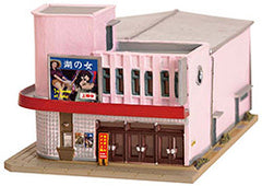 Tomytec Building Collection 038-2 - Main Street Cinema