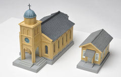 Tomytec Building Collection 051-2 - Church B2