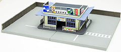 Tomytec Building Collection 144 - Midtown Bus Station