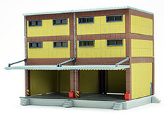 Tomytec Building Collection 150 - Modern Truck Terminal