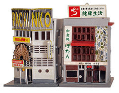 Tomytec Building Collection 086-2 - Pagoda Inn / Corner Casino