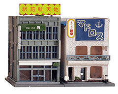 Tomytec Building Collection 088-2 - Commerce Savings Bank / Ultra Louge
