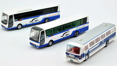"Tomytec ""Bus Collection"" - Tomei Highway Bus 50th Anniversary Set"
