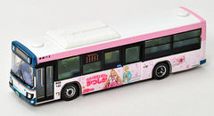 "Tomytec Bus Collection - Keisei Bus ""LICCA-chan"" (Pink)"