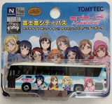 "Tomytec Bus Collection - Fujikyu City Bus ""LOVE LIVE SUNSHINE"""