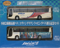 "Tomytec Bus Collection - Odakyu Hakone Bus ""EVANGELION"" Vol. 1"
