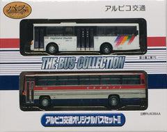 Tomytec Bus Collection - Alpico Bus (2 car set)