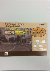 Tomytec - Book Case for Bus Collection Vol. 20