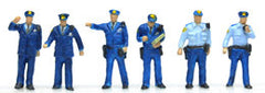 Tomytec Scenery Collection Figure 063 - Police