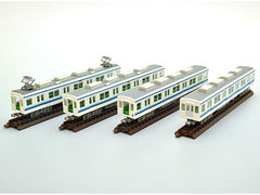 Tomytec Tetsudou Collection - Tobu Railway Series 8000 (Unit 8175 / 4 car add-on set)