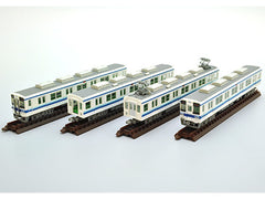 Tomytec Tetsudou Collection - Tobu Railway Series 8000 (Unit 8175 / 4 car basic set)