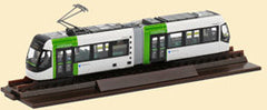 Tomytec TLR0604 - Toyama Light Rail TLR0602 (light green)