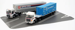 Tomytec Trailer Collection - Nippon Express Trailer Set