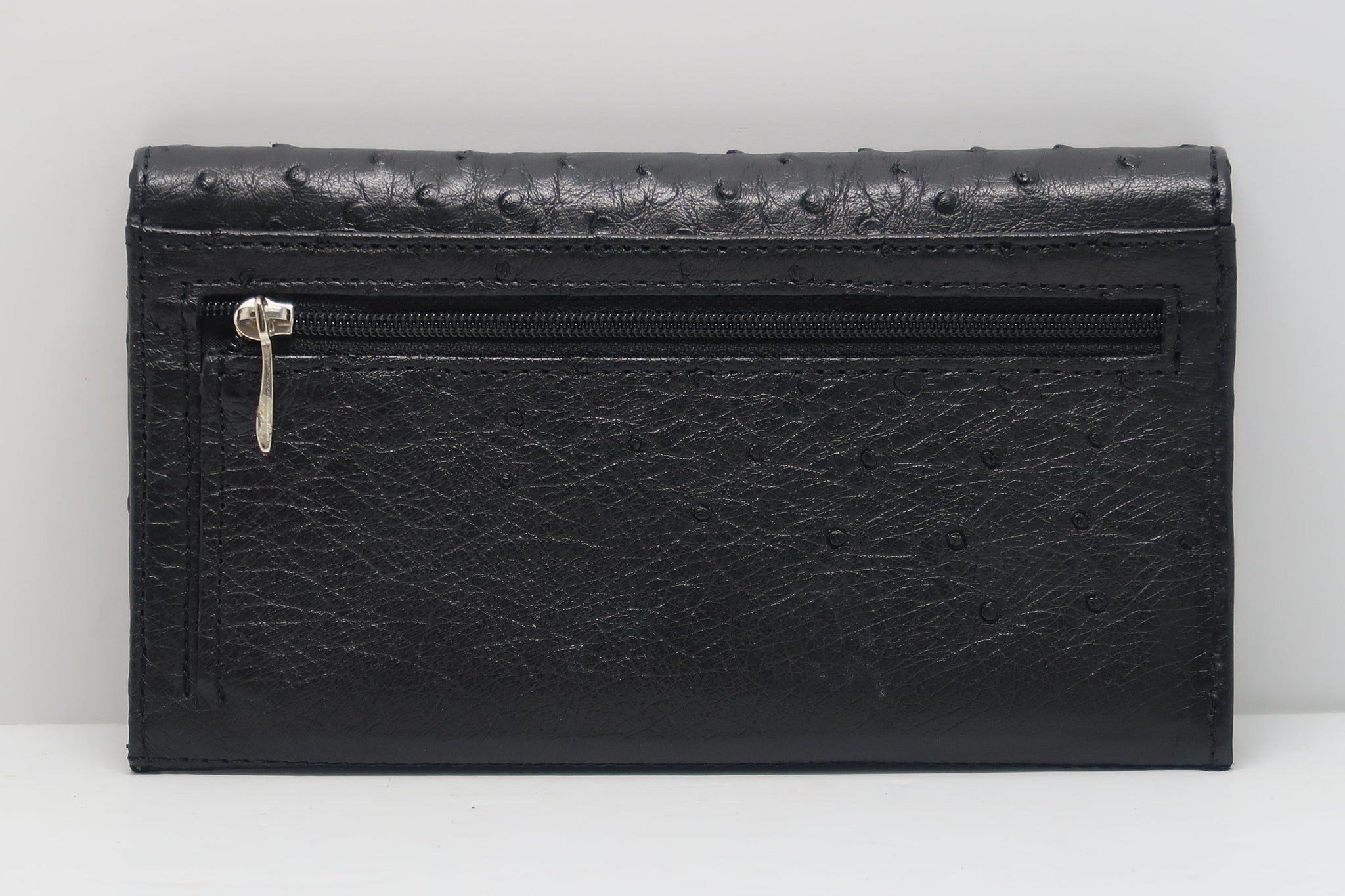 Medium Classic Purse Single Colour - Black