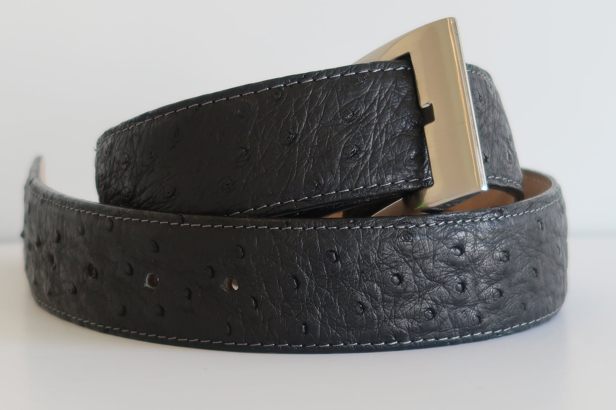Mens 40mm Belt - Black