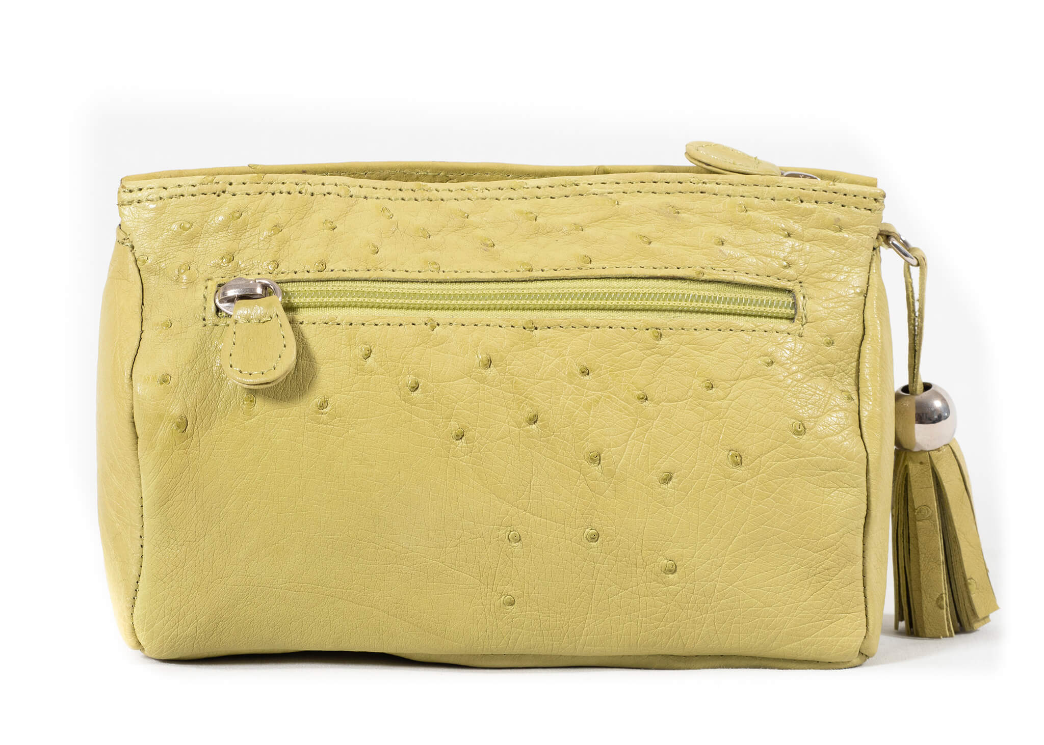 Cosmetic Purse - Chartreuse
