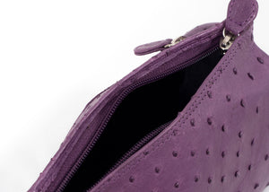 Cosmetic Purse - African Violet