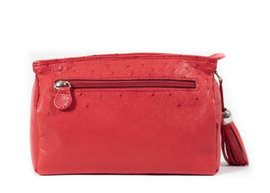 Cosmetic Purse - Red