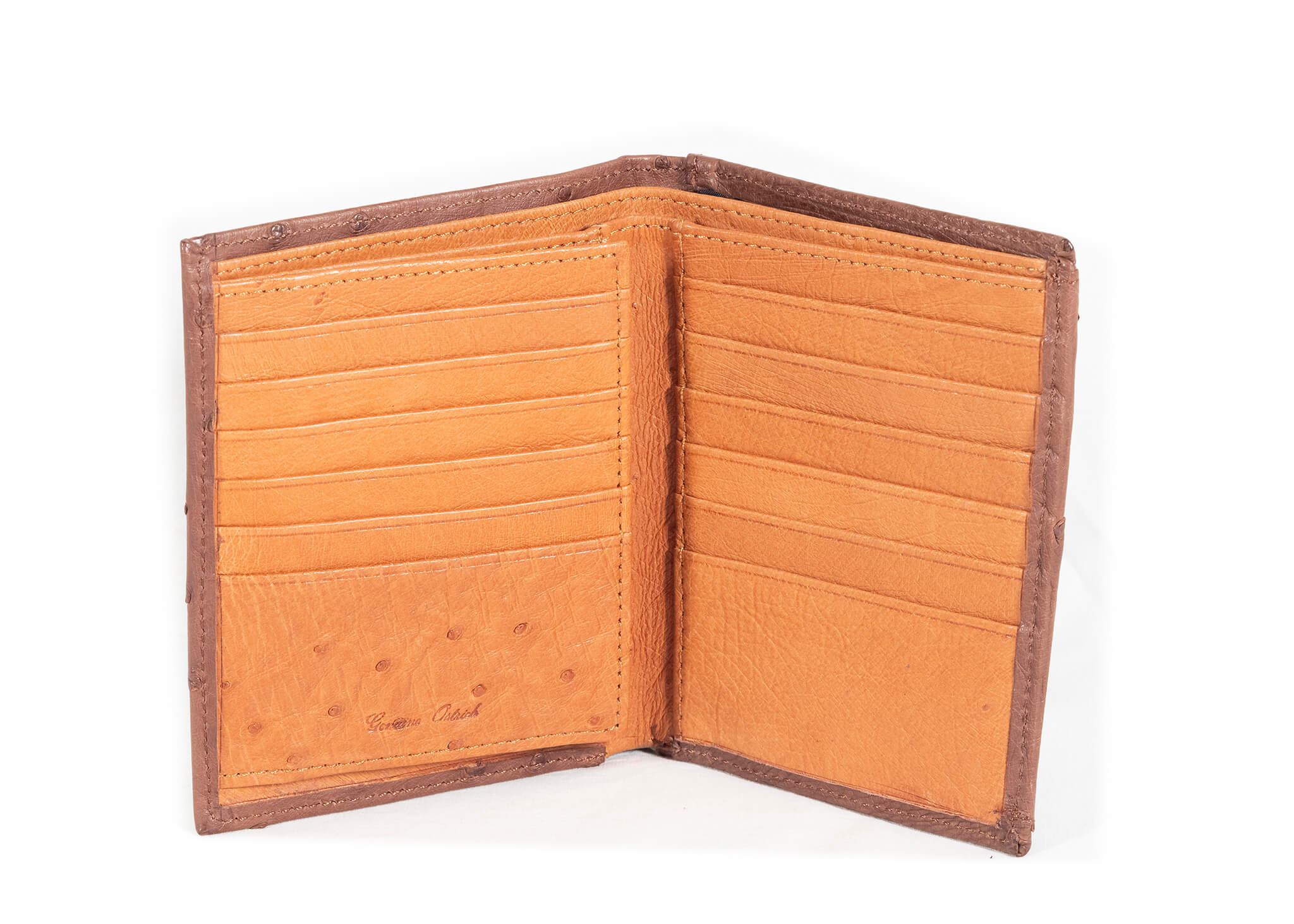Credit Card Wallet Multi Colour - Kango/Cognac