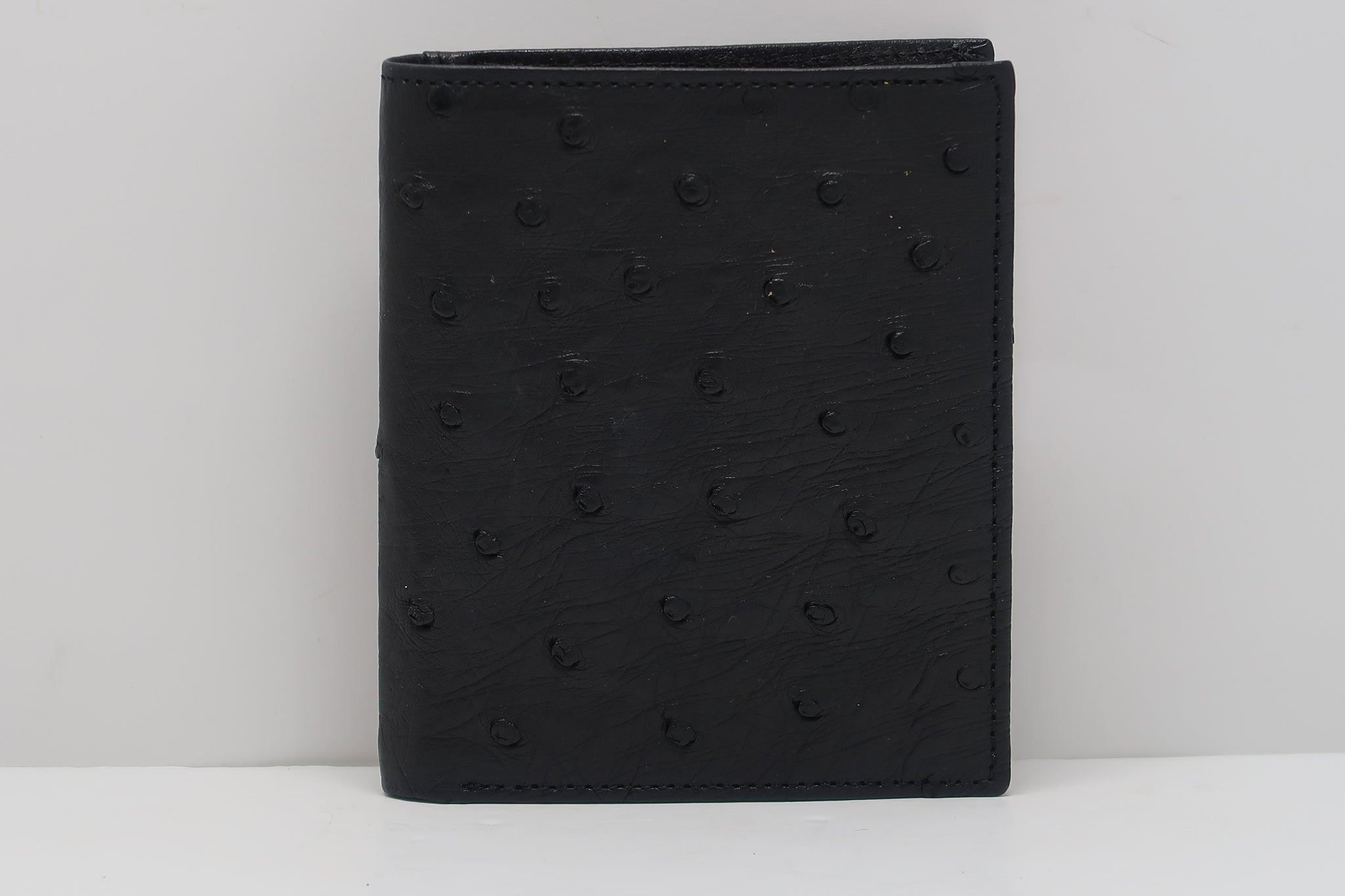 Credit Card Wallet Single Colour - Black