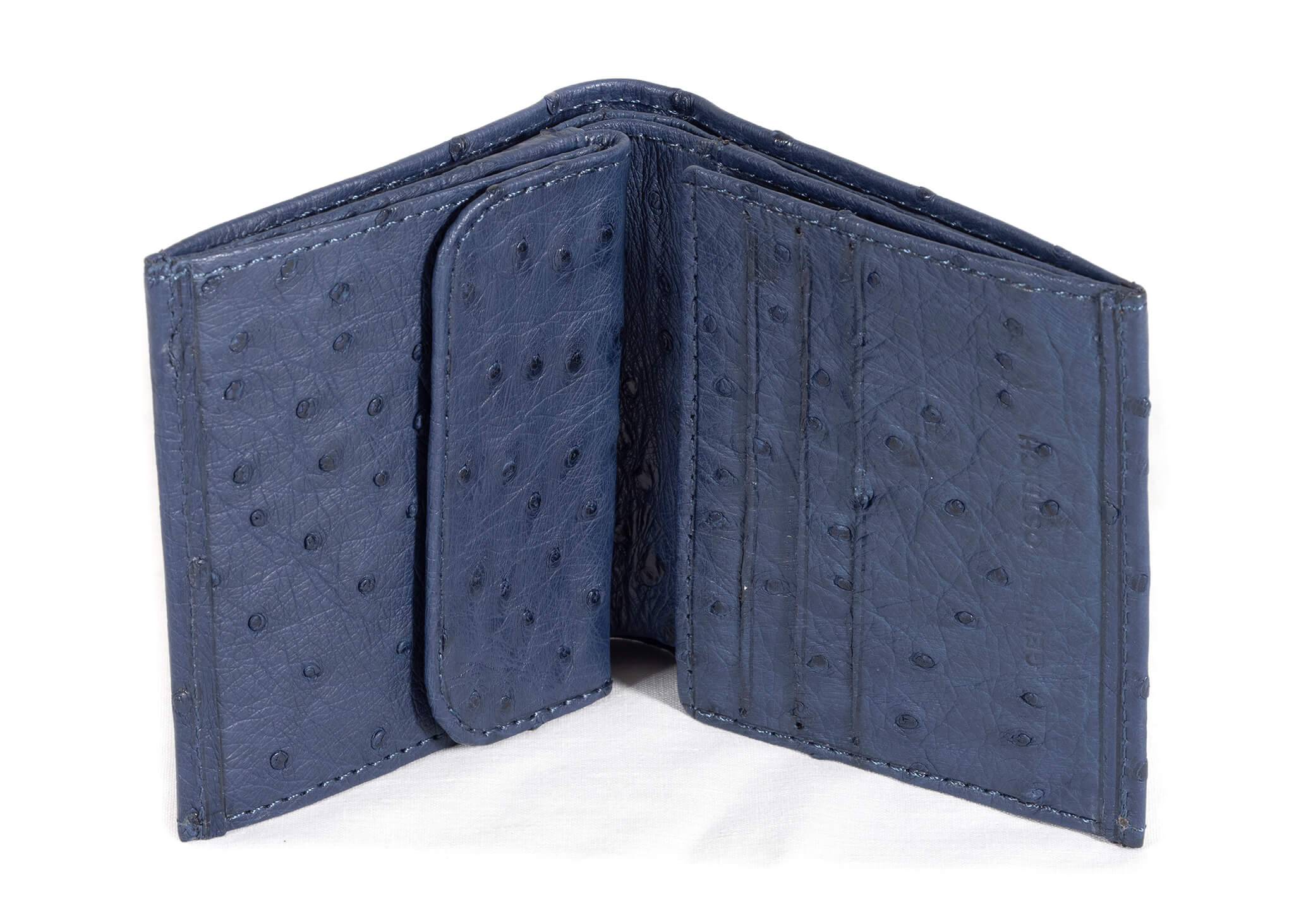 Unisex Wallet Single Colour - Malta Blue
