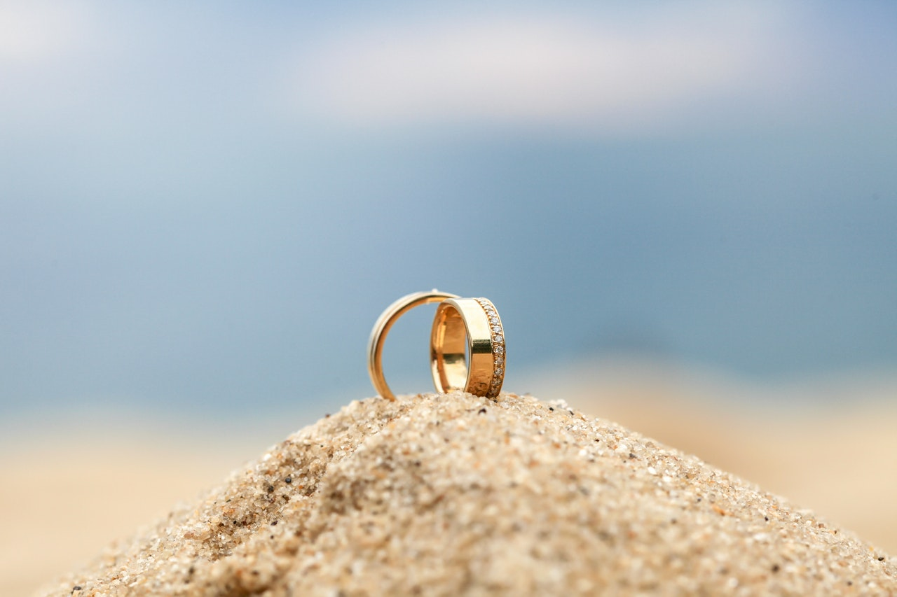 4 Steps to the Perfect Men's Wedding Band