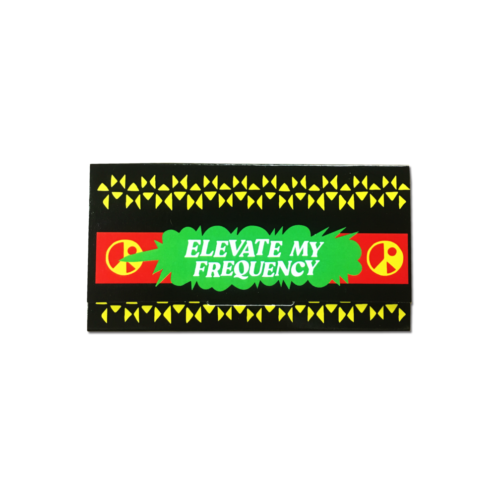 Elevate My Frequencies Rolling Papers