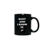 Saxy And I Know It GRiZ Coffee Mug