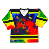 Rainbow Spectrum Hockey Jersey V1