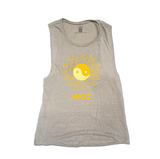 Women's Sleeveless Sunshine Tank