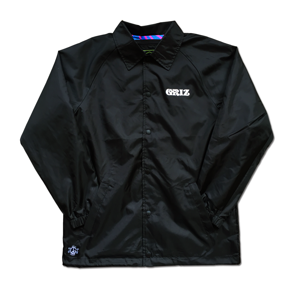 GRiZ Old English Coaches Jacket