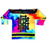 Rainbow Spectrum Hockey Jersey V2
