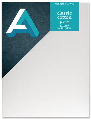 "Classic Cotton Gallery Canvas 1-3/8"" Profile"