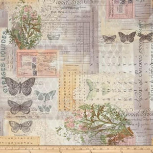 Eclectic Elements - Botanical