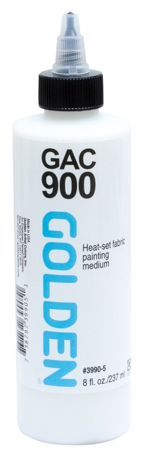 GAC 900 Acrylic Polymer for Clothing Artists