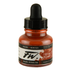 FW Acrylic Artists Ink - 1oz