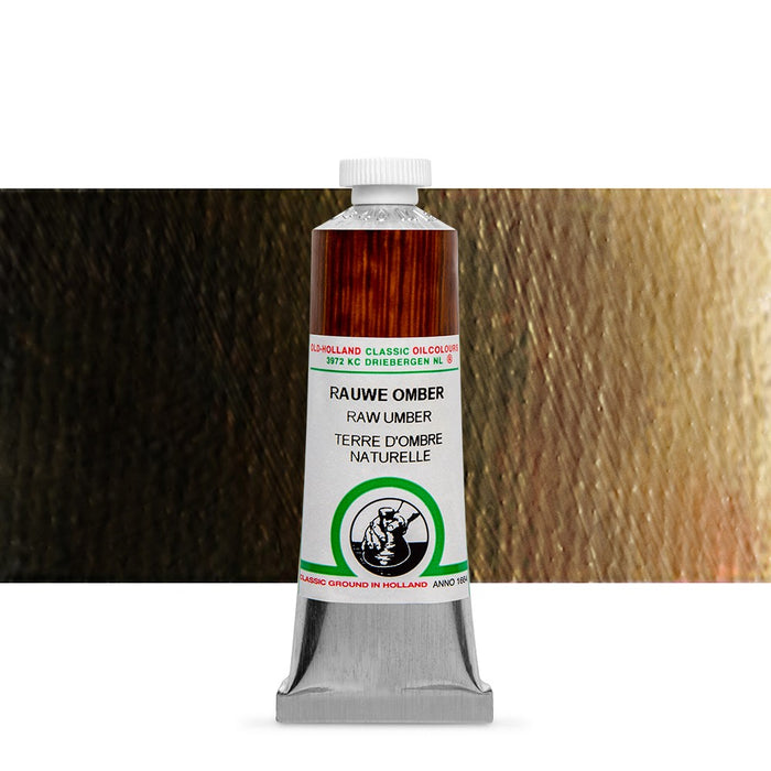 Old Holland Oil Paint - 40ml - Neutrals