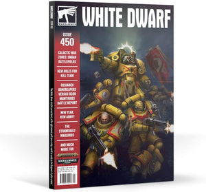 White Dwarf - January 2020