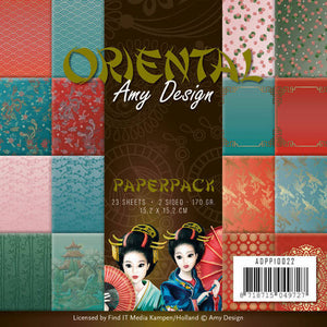 Find It Trading Amy Design - Oriental