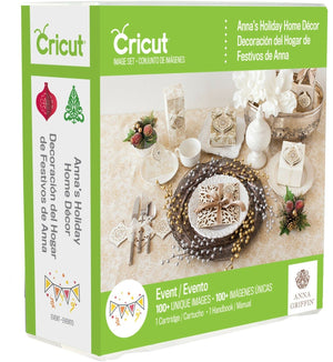 Cricut Shape Cartridge - Holiday Home Decor By Anna Griffin