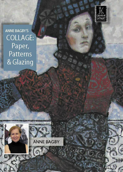 Collage: Papers, Patterns & Glazing